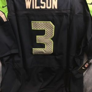 20e5d005f Nike Other   Seahawks Russell Wilson Jersey Size 56   Poshmark